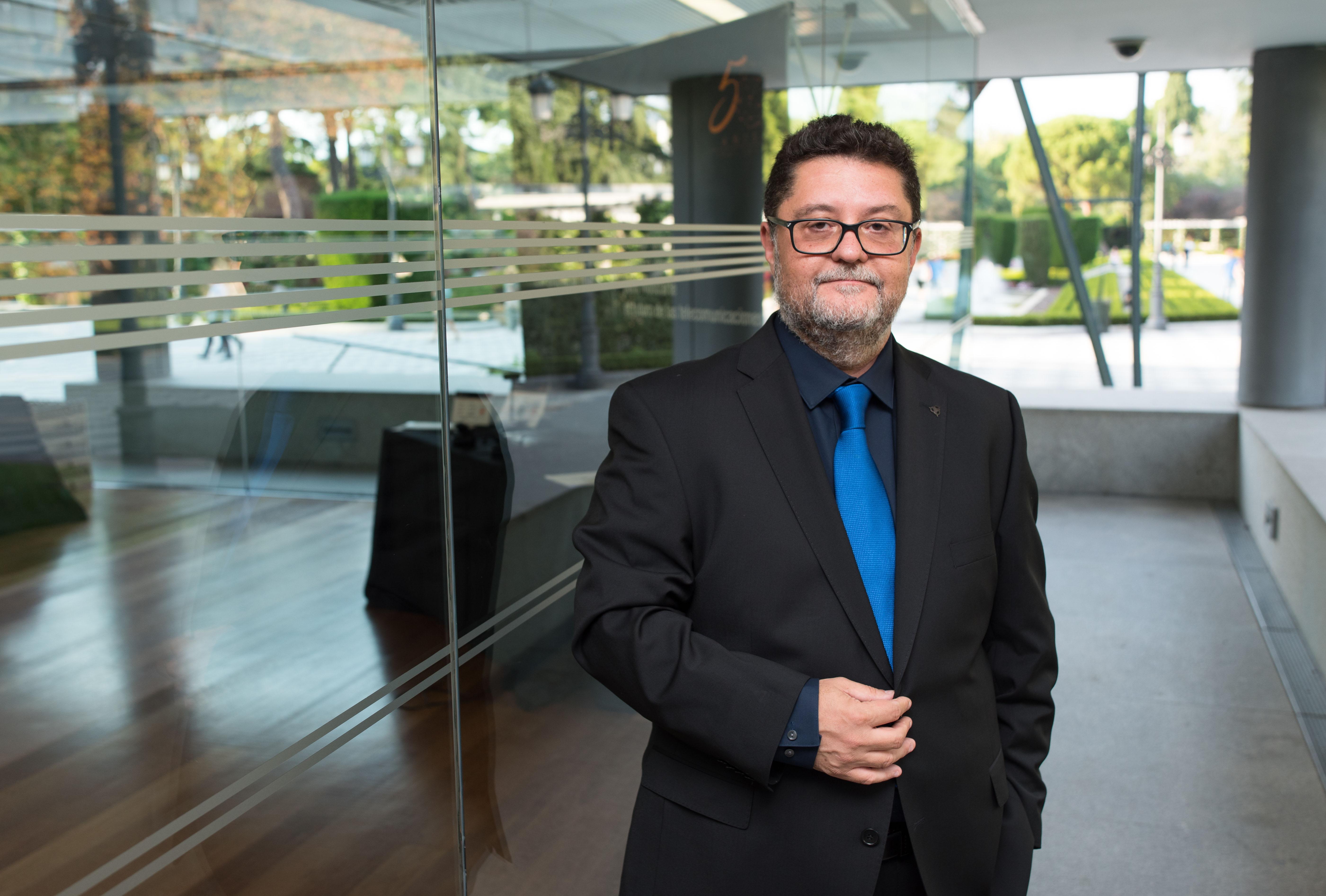 José Sánchez de Rojas. Ingeniero del año