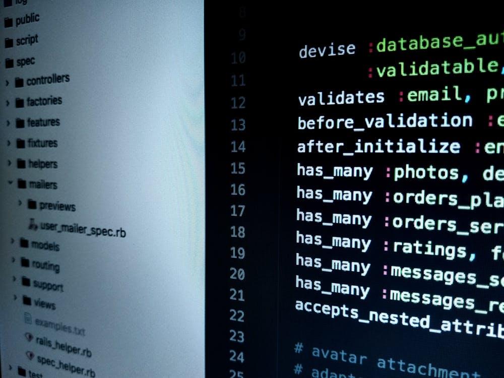 Aplicaciones - código