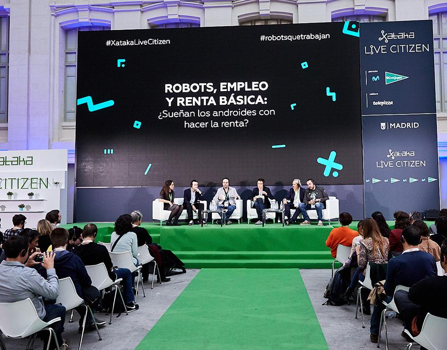 renta basica minima universal obligatoria empleo economia robots digitalizacion