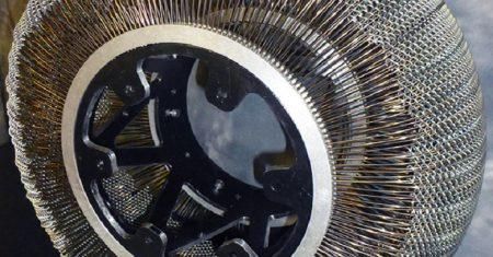 rueda NASA