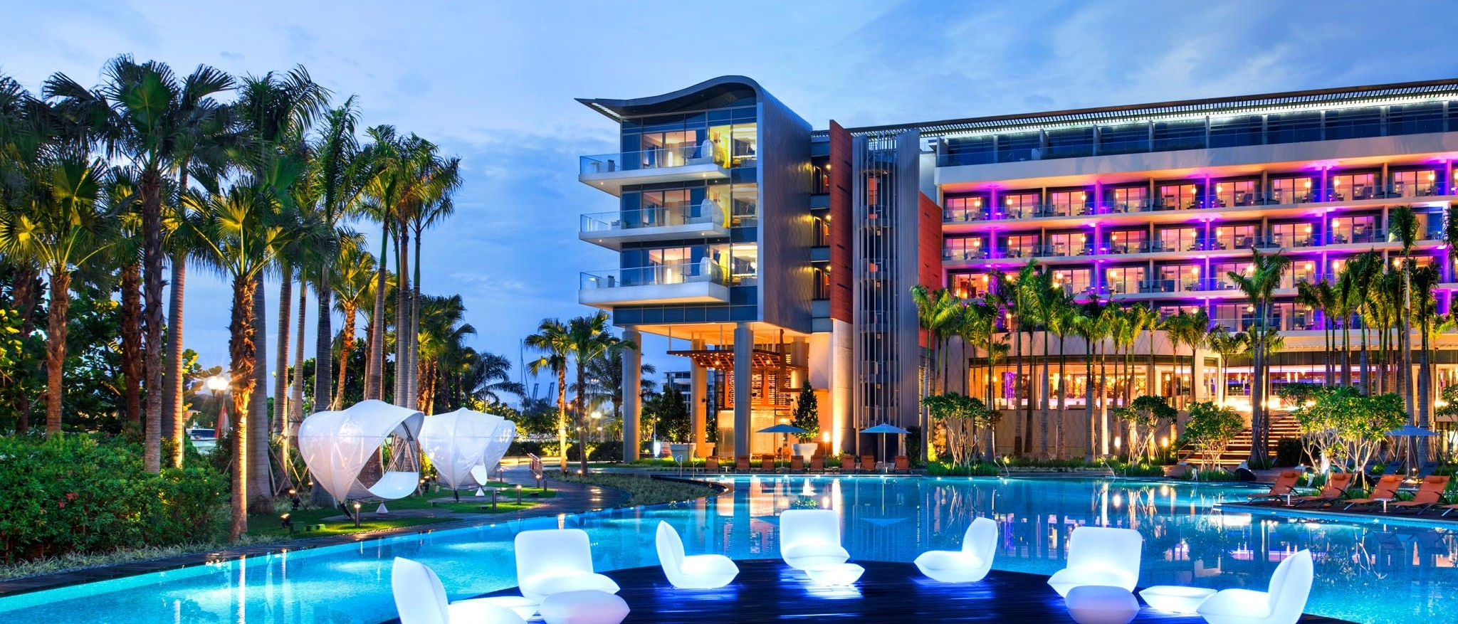 W Singapore. Sentosa Cove