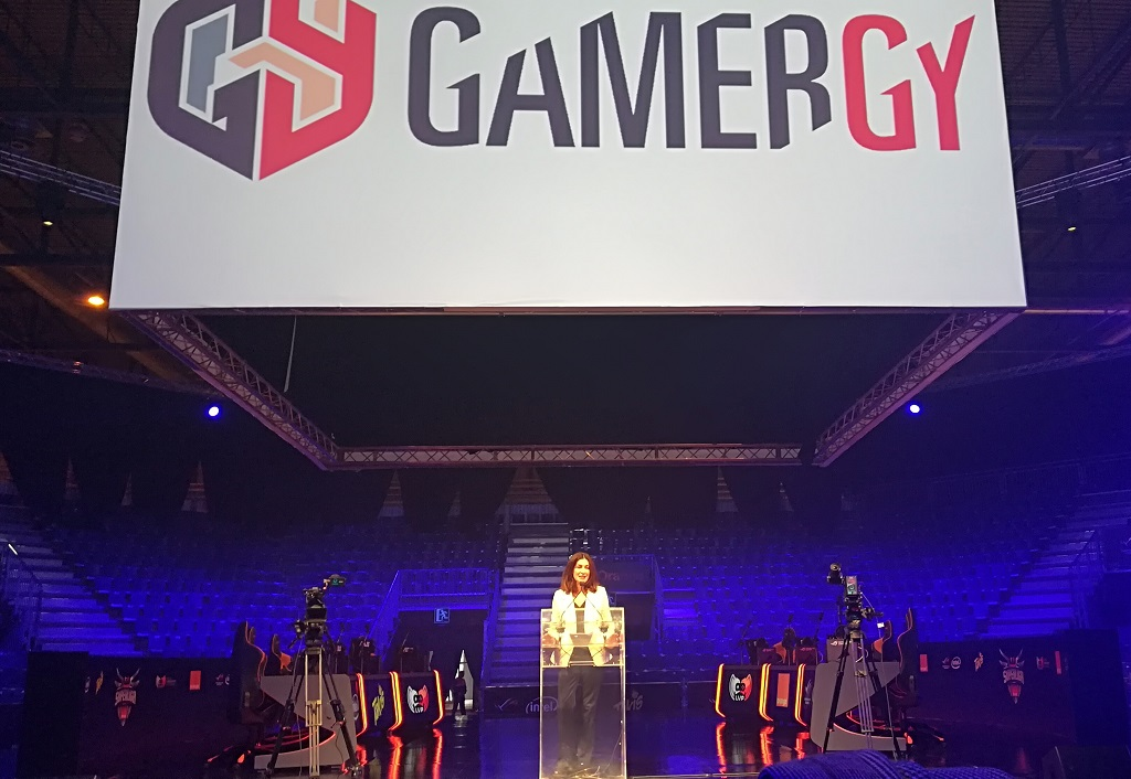 Gamergy Orange Luz Usamentiaga