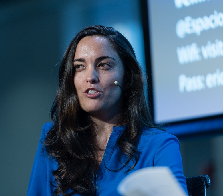 Marta Gacia Aller, autora 'El fin del mundo tal y como lo conocemos'