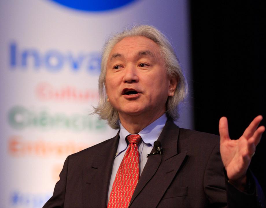 Michio Kaku orador