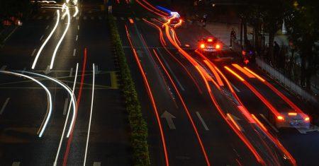 carretera solar china