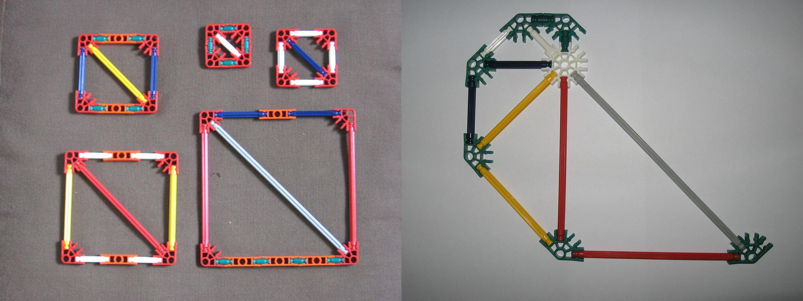 formas juguetes k'net
