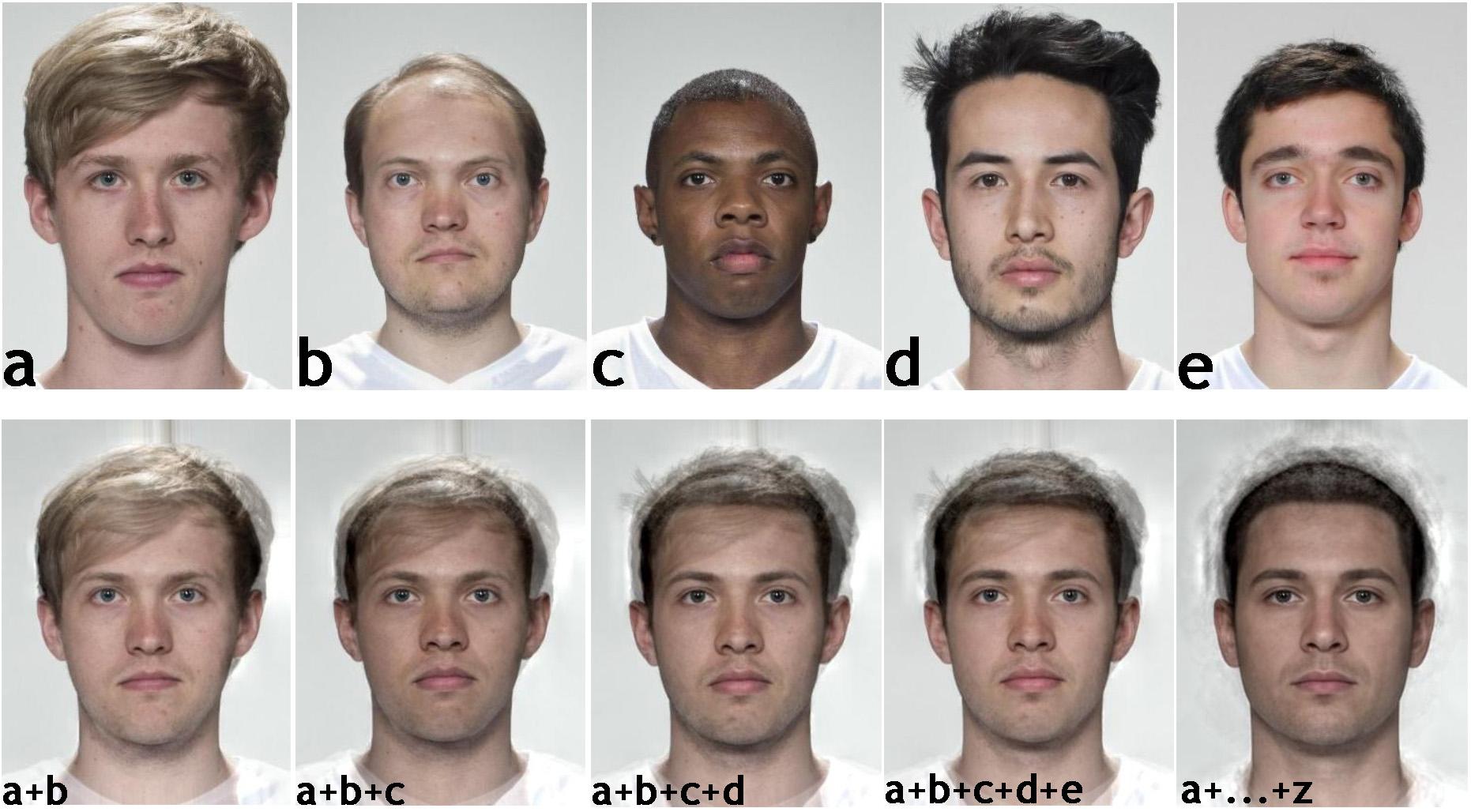 percepción belleza varones media algoritmo