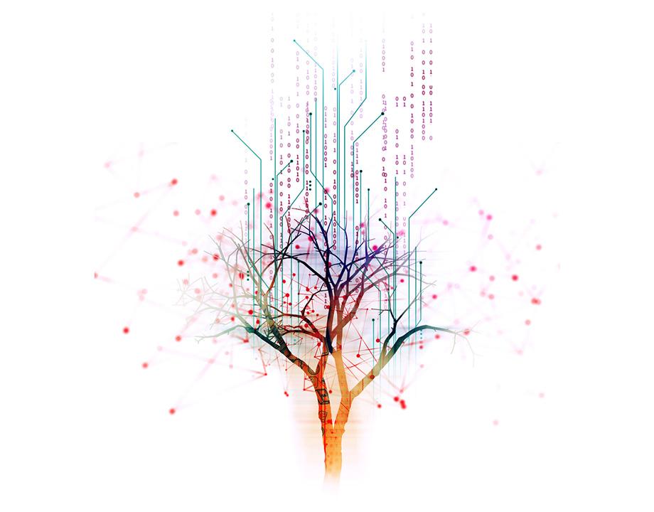 technium arbol vida evolucion