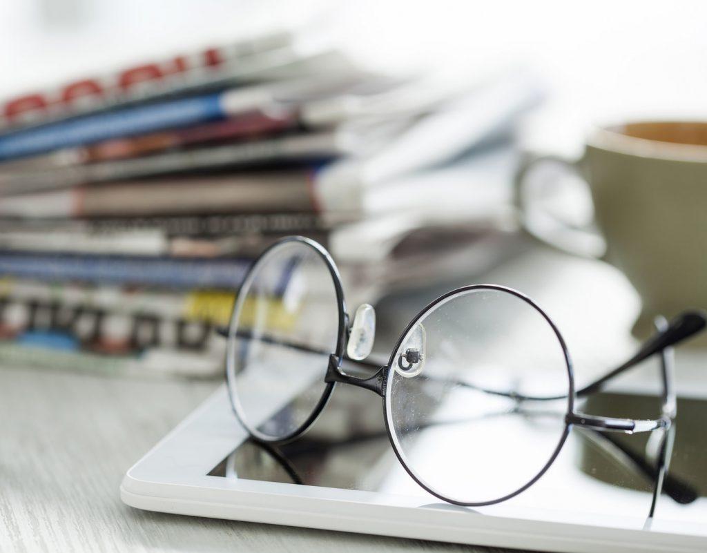 confianza en la prensa escrita