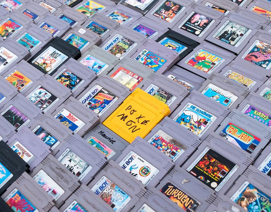 videojuegos tecnologia 90 consola game boy