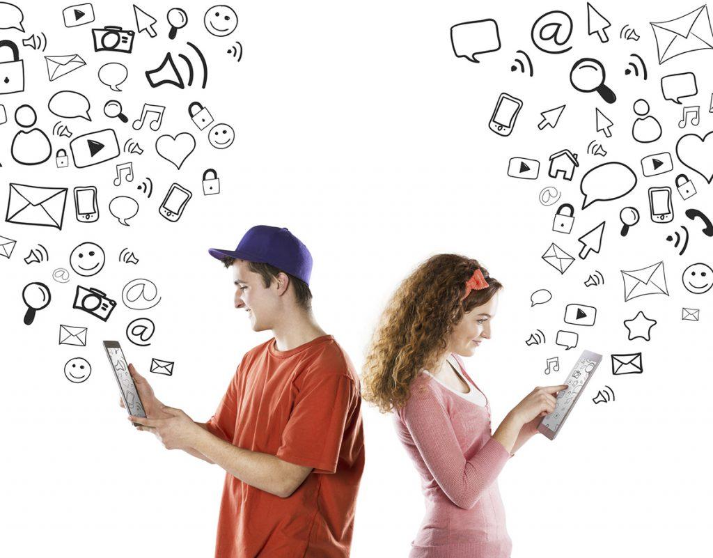redes sociales son una burbuja