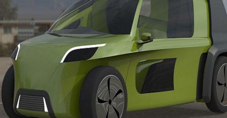 coche que cambia de tamaño
