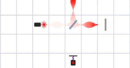 videojuego sobre mecánica cuántica