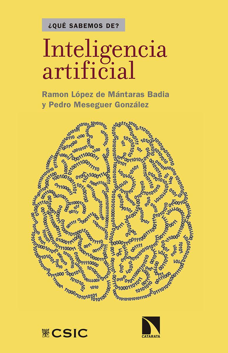 Libro qué sabemos de inteligencia artificial