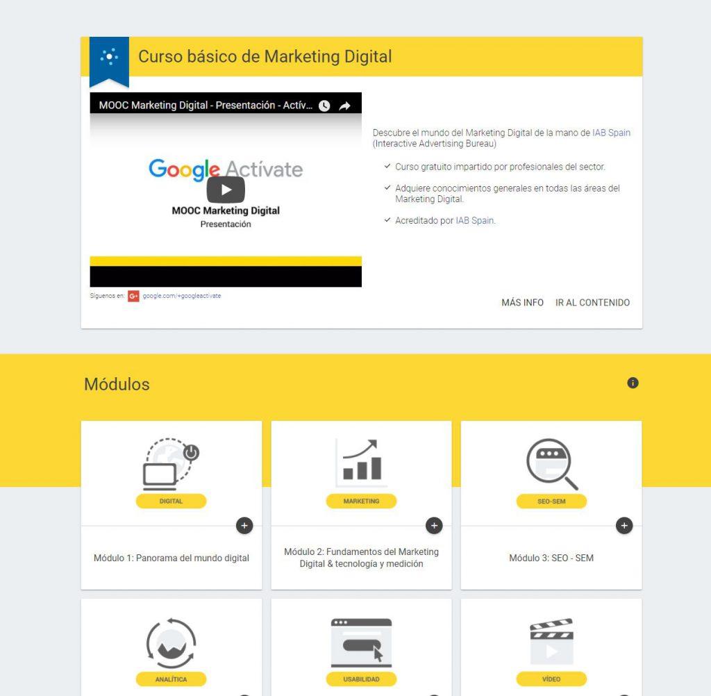 activate curso basico de marketing digital