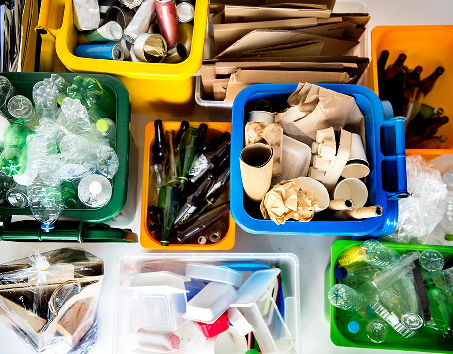 optibag reciclar bolsas separar colores contenedores residuos urbanos