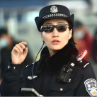 Gafas inteligentes policia china Twitter