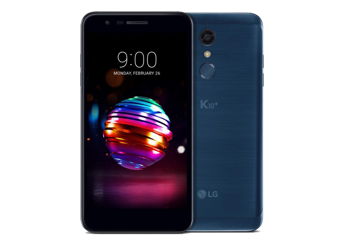 Mobile World Congress MWC 2018 LG K10