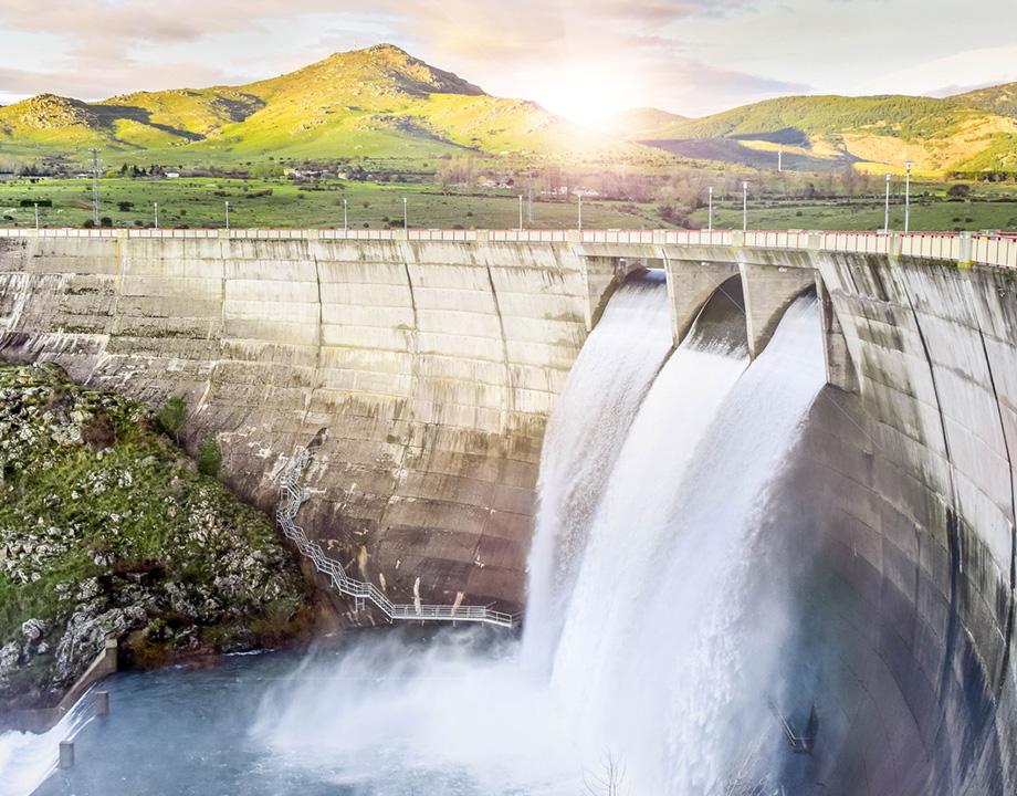 energia renovable mundial hidraulica