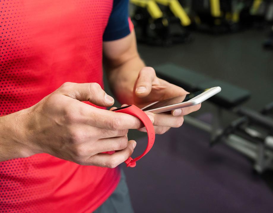 entrenar deporte dispositivos reloj pulsera