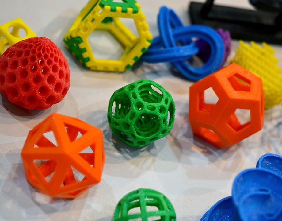 piezas 3D impresas cristales magufo bulo fake news