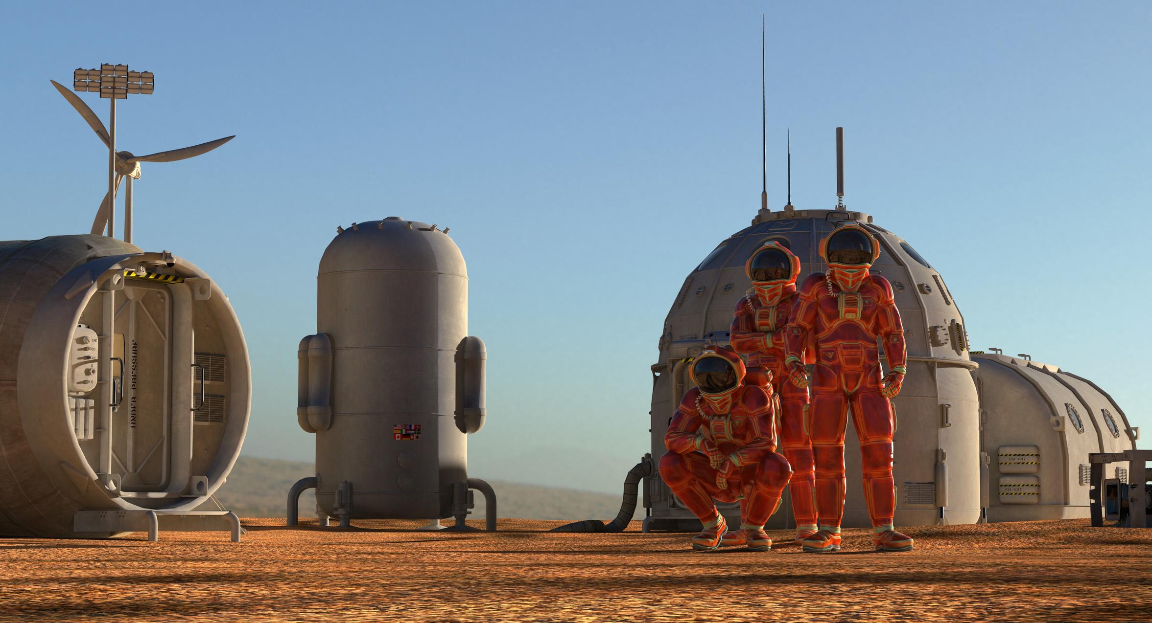 El cultivo y la electricidad marciana traen problemas