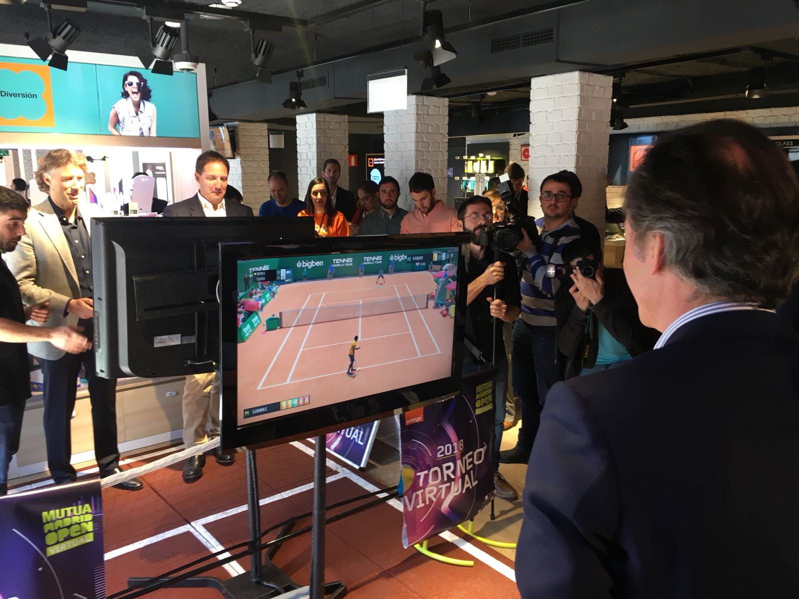 Mutua Madrid Open Virtual 2