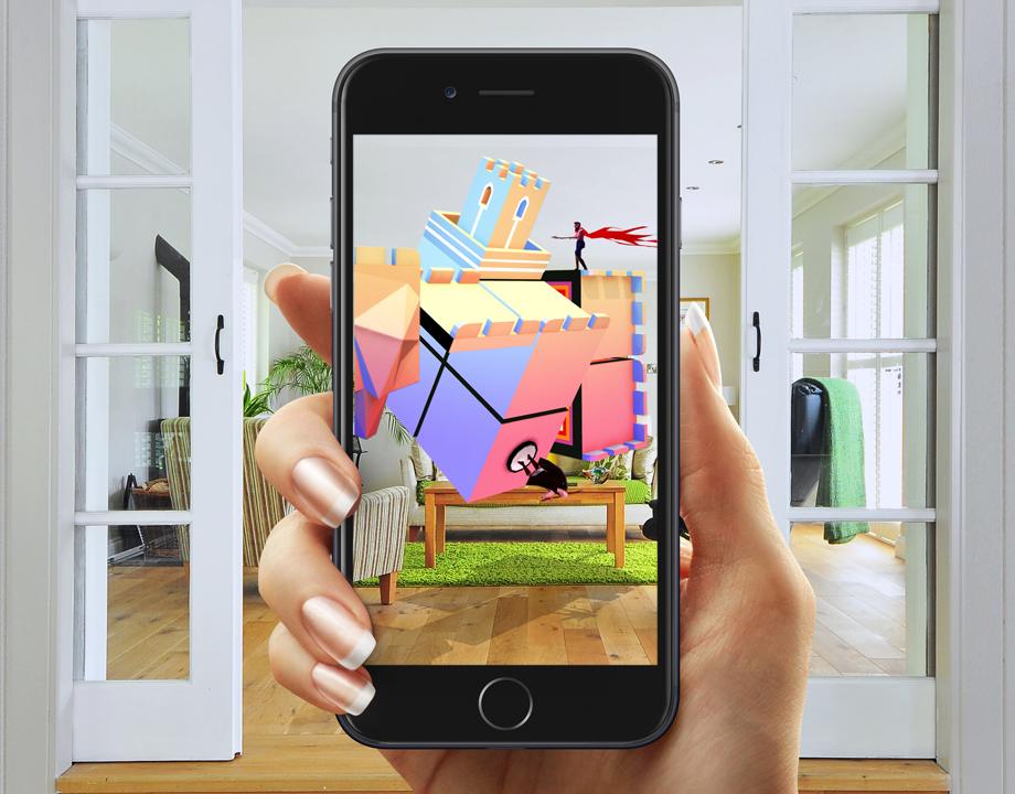 Las 20 mejores apps de realidad aumentada (según Apple) - Nobbot