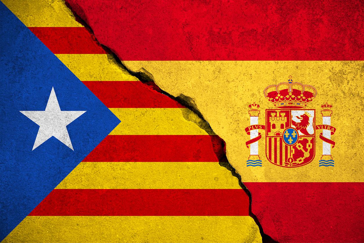Cataluña, tema estrella de España en 2017