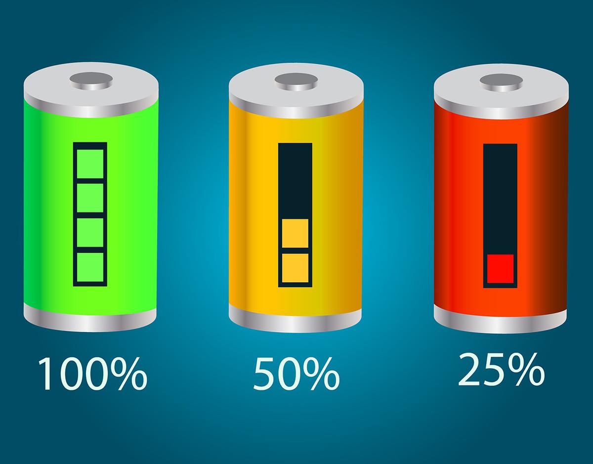 recuperar la vida de una batería