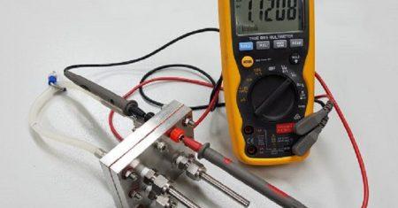 bateria de protones