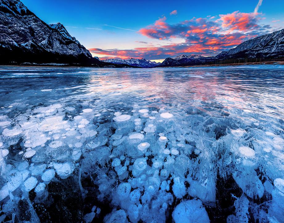 cambio-climatico-metano-lago-abraham-canada