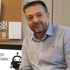 Javier Castellanos. Robotización