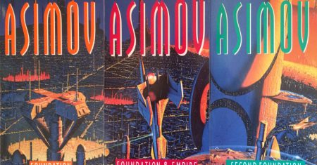 Fundación. Asimov