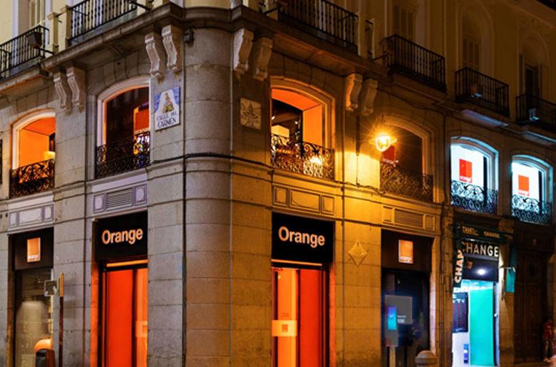 Tienda Sol Orange