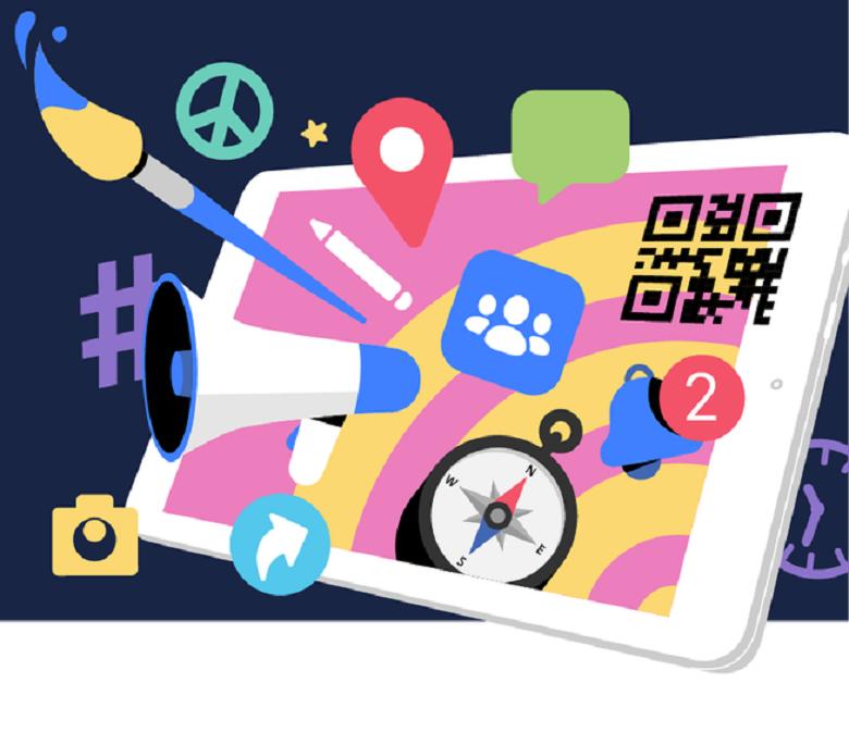 Facebook portal joven