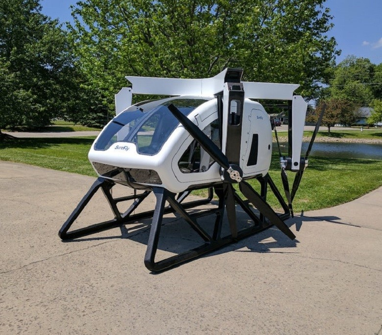 Surefly dron
