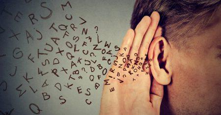 Personas con problemas de audición
