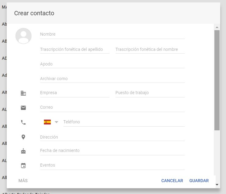 contactos-google-contacts