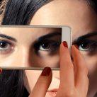 Smartphones personalizados por el movimiento de los ojos