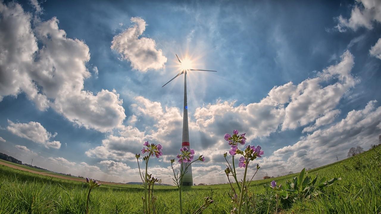 La energía eólica es una de las renovables más usada