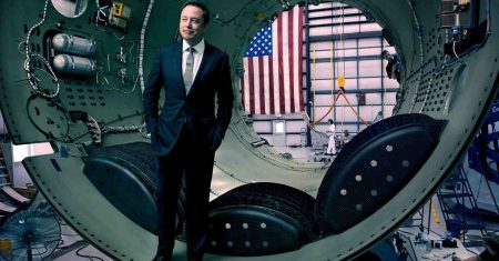 El fundador de Tesla Elon Musk