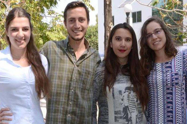 Estudiantes de la universidad de Puebla desarrollan un motor con agua de charco