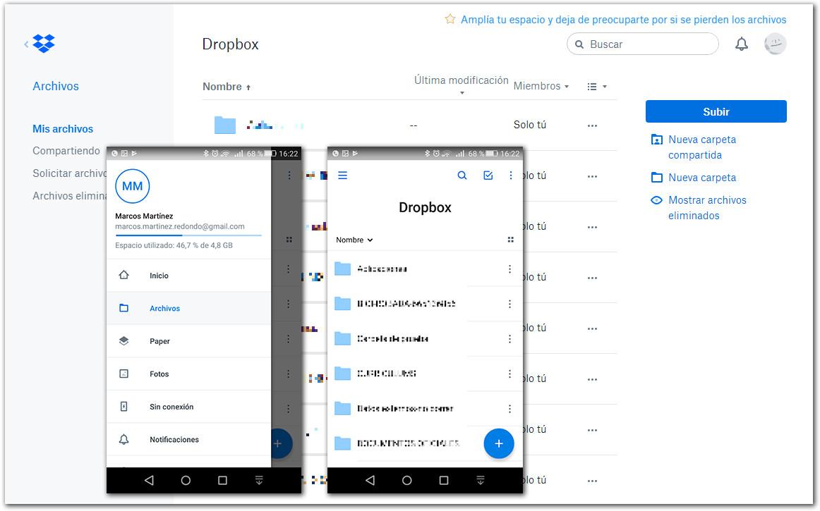 como-subir-archivos-dropbox-servicios-en-la-nube