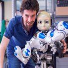 niño-robot. icub