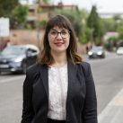 Mal olor. Rosa Arias, creadora junto a la fundación Ibercivis, de la App Odour Collect.