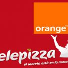 Telepizza y orange