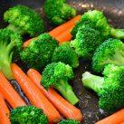 vegetales vs proteínas de origen animal