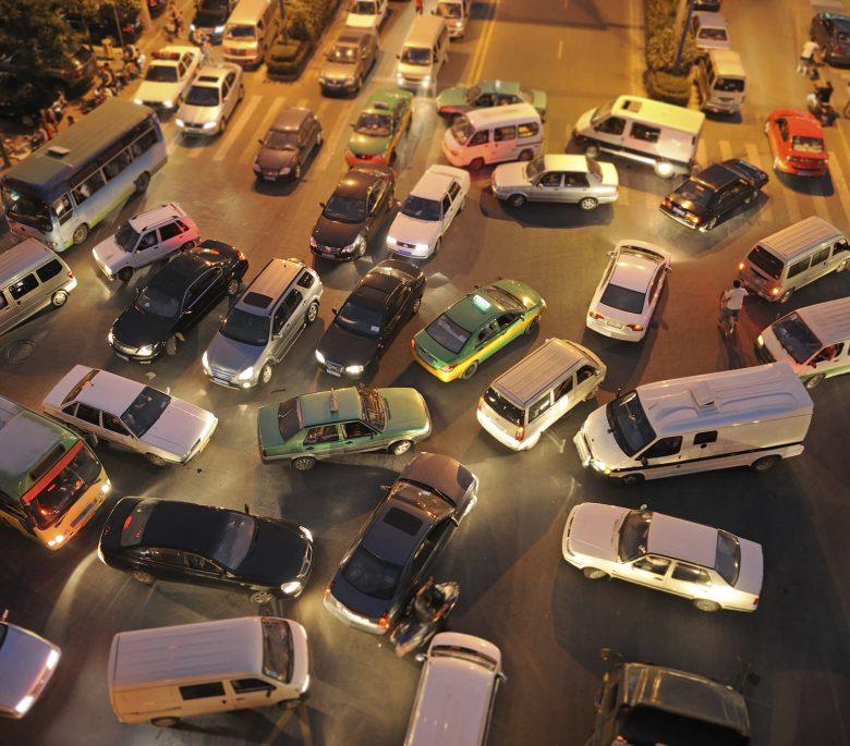 Tráfico y circulación
