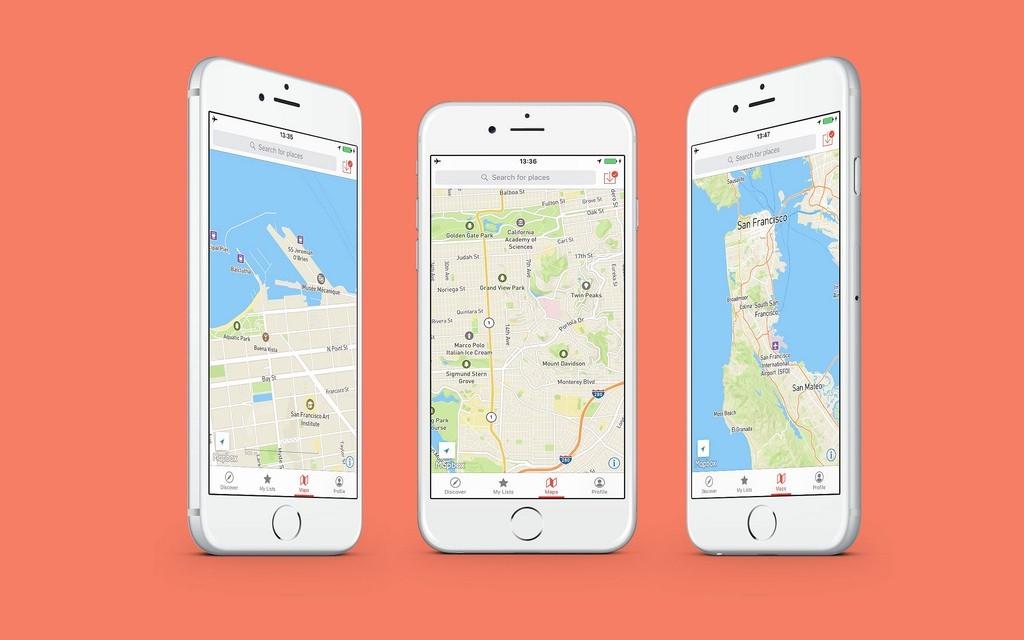 App City Maps 2Go Mapa Offline